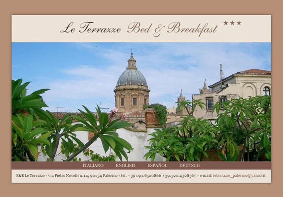 Le Terrazze Bed & Breakfast